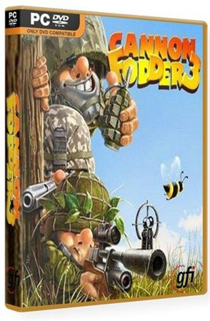 Cannon Fodder 3 (2011) PC | Repack