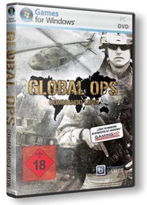 Приказано уничтожить: Операция в Ливии / Global Ops: Commando Libya
