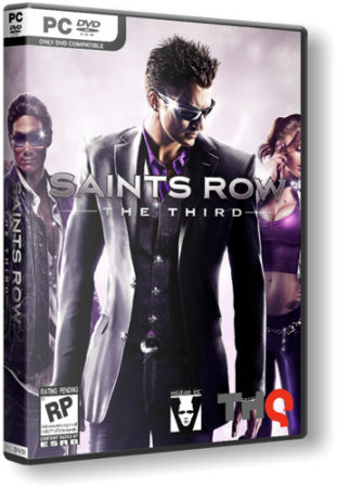 Saints Row: The Third (2011) PC | RePack