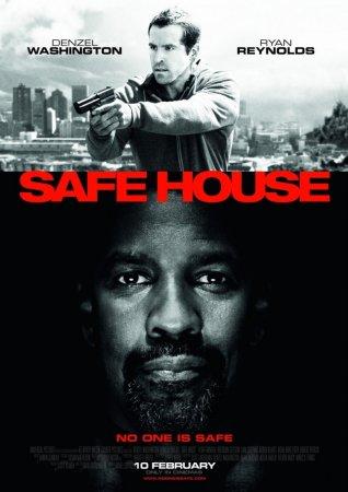 Код доступа «Кейптаун» / Safe House (2012) CAMRip