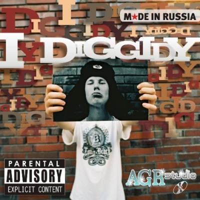 I Diggidy - Made In Russia (2012) MP3