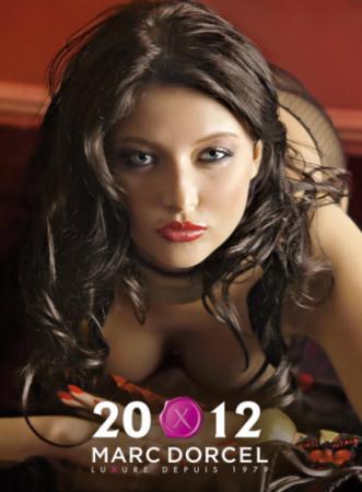 Официальный календарь Marc Dorcel на 2012 год (2012) PDF