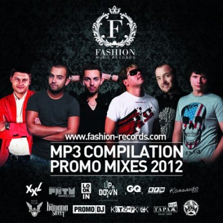 DJ Favorite - Fashion Music Records Spring 2012 Promo Mix (2012) MP3