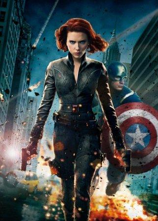 Мстители / The Avengers (2012) CAMRip