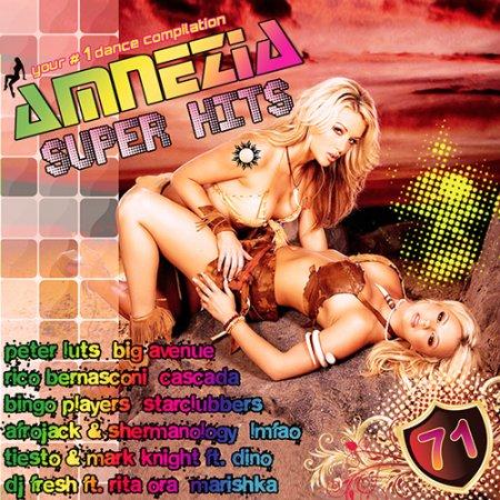 VA - Amnezia Super Hits 71 (2012) MP3