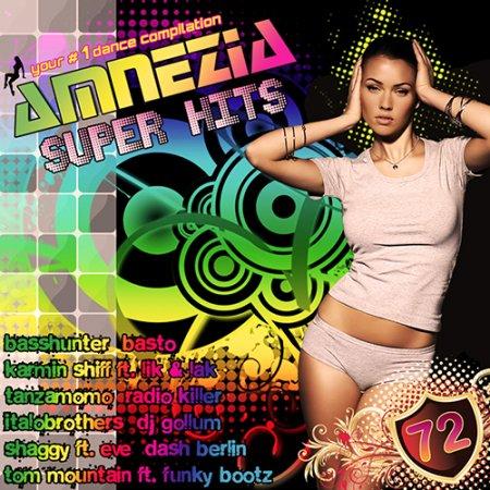 VA - Amnezia Super Hits 72 (2012) MP3