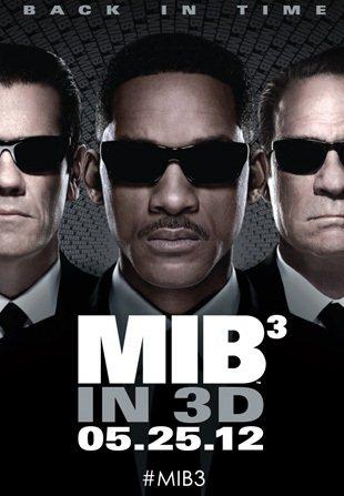Люди в черном 3 / Men in Black III (2012) НDRip