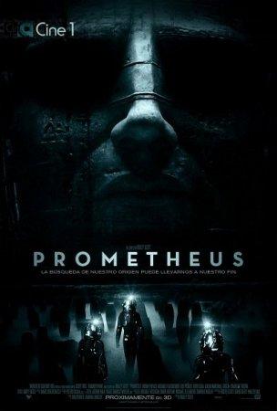 Прометей / Prometheus (2012) DVDRip